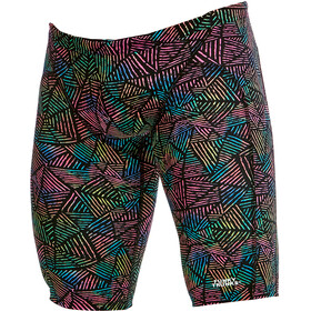 Funky Trunks Training Jammers Herren poison pop